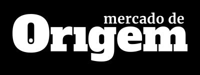 Logotipo Mercado de Origem
